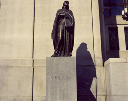 Photo - The Statue Veritas