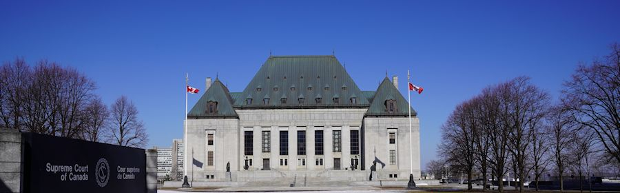 Supreme Court of Canada Building