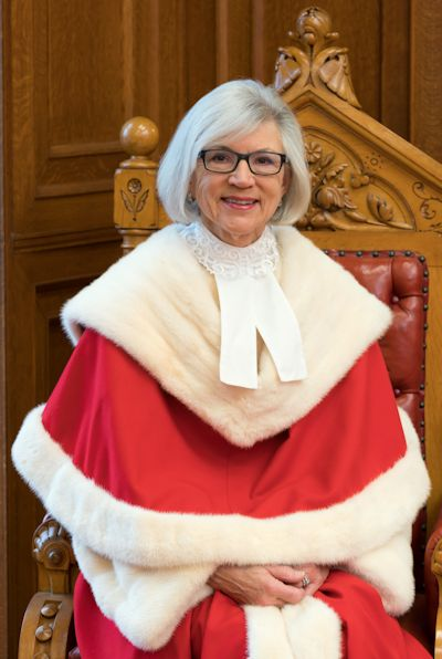 Photo - Beverley McLachlin
